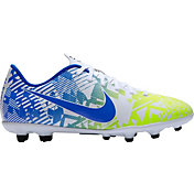 Nike Kids' Mercurial Vapor 13 Club Neymar Jr FG Soccer Cleats