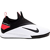 Nike Kids' Phantom Vision 2 Academy Dynamic Fit Indoor Soccer Shoes