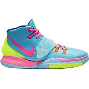 Nike Kids' Grade School Kyrie 6 Pool Party Basketball Shoes
