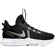 Nike Kids' Grade School LeBron Witness 5 Basketball Shoes