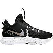 Nike Kids' Grade School LeBron Witness 5 Basketball Shoes