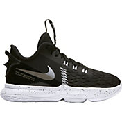 Nike Kids' Preschool LeBron Witness 5 Basketball Shoes