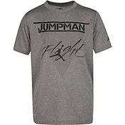 Jordan Boys' Dri-FIT Jumpman Flight Logo T-Shirt
