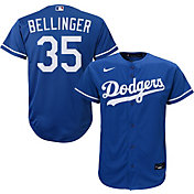 Nike Youth Replica Los Angeles Dodgers Cody Bellinger #35 Cool Base Royal Jersey