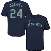 Nike Youth Seattle Mariners Ken Griffey Jr. #24 Navy T-Shirt