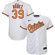 Nike Youth Replica Baltimore Orioles Renato Nunez #39 Cool Base White Jersey