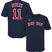 Nike Youth Boston Red Sox Rafael Devers #11 Navy T-Shirt