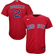 Nike Youth Replica Boston Red Sox Xander Boegarts #2 Cool Base Red Jersey