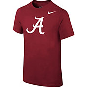 Nike Youth Alabama Crimson Tide Crimson Core Cotton T-Shirt