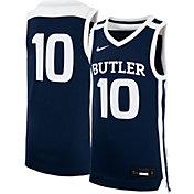 Nike Youth Butler Bulldogs #10 Blue Replica Basketball Jersey