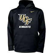 Nike Youth UCF Knights Therma Pullover Black Hoodie