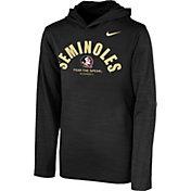 Nike Youth Florida State Seminoles Black Pullover Hoodie