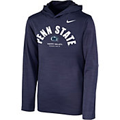 Nike Youth Penn State Nittany Lions Blue Pullover Hoodie