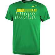 Nike Youth Oregon Ducks Green Dri-FIT Legend Performance T-Shirt