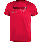 Nike Youth San Diego State Aztecs Scarlet Dri-FIT Legend Performance T-Shirt