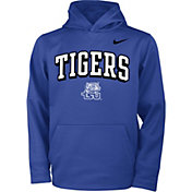Nike Youth Tennessee State Tigers Royal Blue Therma Pullover Hoodie