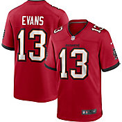 Nike Youth Tampa Bay Buccaneers Mike Evans #13 Red Game Jersey
