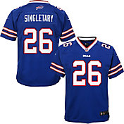 Nike Youth Buffalo Bills Devin Singletary #26 Royal Game Jersey