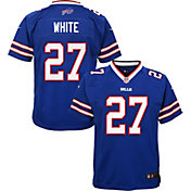 Nike Youth Buffalo Bills Tre'Davious White #27 Royal Game Jersey