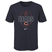 Nike Youth Chicago Bears Icon T-Shirt