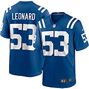 Nike Youth Indianapolis Colts Darius Leonard #53 Blue Game Jersey