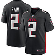 Nike Youth Atlanta Falcons Matt Ryan Black Game Jersey