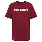 Nike Youth Atlanta Falcons Gym Red Legend T-Shirt