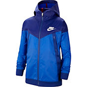 Nike Boys' Sportswear Windrunner Reversible Jacket