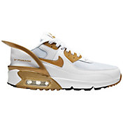 Nike Kid's Grade School Air Max 90 FlyEase Shoes