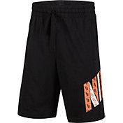 Nike Boys' Sportswear Graphic Jersey Shorts