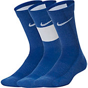 Nike Youth Elite Basketball Socks – 3 Pack