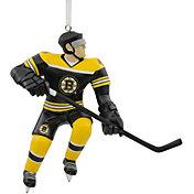 Hallmark Boston Bruins Bouncing Buddy Christmas Ornament