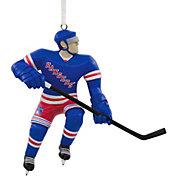 Hallmark New York Rangers Bouncing Buddy Christmas Ornament