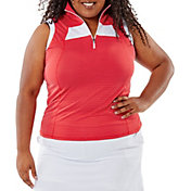 Nancy Lopez Women's Zone Sleeveless Polo