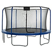 Upper Bounce Skytric® 11 FT Round Trampoline Set