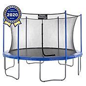 Upper Bounce 14-Foot Round Trampoline Set