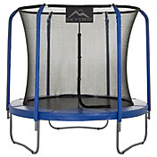 Upper Bounce Skytric® 8 FT Round Trampoline Set