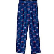 NFL Team Apparel Boys' Buffalo Bills Jersey Pajama Pants