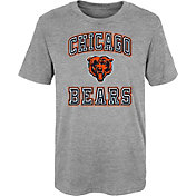 NFL Team Apparel Youth 4-7 Chicago Bears Chiseled T-Shirt