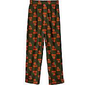 NFL Team Apparel Boys' Cleveland Browns Jersey Pajama Pants