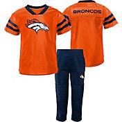 NFL Team Apparel Infant's Denver Broncos Training Camp Set