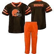 NFL Team Apparel Infant's Cleveland Browns Training Camp Set