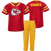 NFL Team Apparel Infant's Kansas City Chiefs Training Camp Set