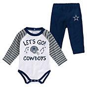 NFL Team Apparel Infant Dallas Cowboys Shirt And Pants Set