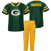 NFL Team Apparel Infant's Green Bay Packers Training Camp Set