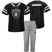 NFL Team Apparel Infant's Las Vegas Raiders Training Camp Set