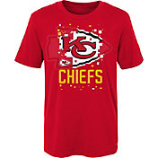 Gen2 Youth 4-7 Kansas City Chiefs Red Zoom T-Shirt