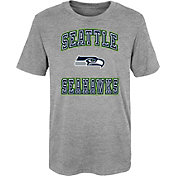 NFL Team Apparel Youth 4-7 Seattle Seahawks Chiseled T-Shirt