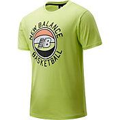 New Balance Men's Sunrise Basketball T-Shirt
