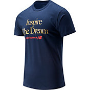 New Balance Men's Inspire the Dream T-Shirt